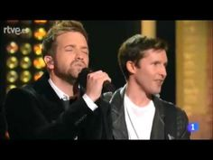▶ Pablo Alborán y James Blunt 'Bonfire heart' - Especial Pablo Alborán - YouTube