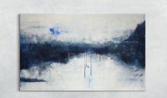 Originele abstract schilderij gemaakt in mijn atelier, Calgary, Canada…