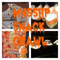 2014 Mickeys Not So Scary Halloween Party Snack Crawl