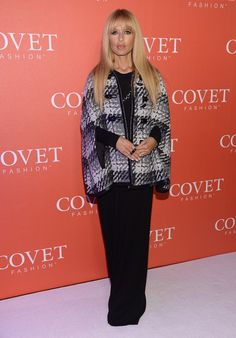 Rachel Zoe - Celebs at the COVET Fashion Launch Event