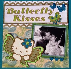 moknowsall: Butterfly Kisses from Daddy