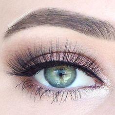 Spring Eye Makeup