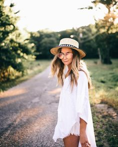 """308 Likes, 7 Comments - Free People Southeast (@fpsoutheast) on Instagram: """"[Get off the beaten p a t h] ✨ #magichour #freepeople #weekend pc: @leahgracephoto"""""""