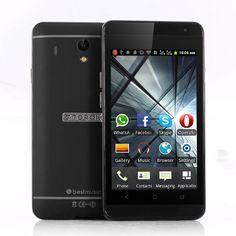 Shaman - Budget 4 Inch Android Smartphone (Spectrum SC6820 1GHz CPU, 512M RAM, Black)