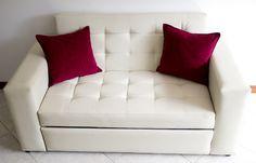 Sofacama Alemán, reclina hacia atrás y de la silla sale la expansión hacia arriba, sus medidas en cama son 1,20 de ancho * 1,80 de largo. PRECIO $1.199.000 Love Seat, Couch, Room, Furniture, Home Decor, Game Room, Chairs, Beds, Bedroom