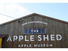 Favourite places: The Apple Shed, Huonville, TAS - with Creative Local, Michelle Crawford from Hugo & Elsa. #shareaustralia