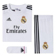 94ddc5f21 adidas T Shirt Real Madrid Baby buy and offers on Goalinn