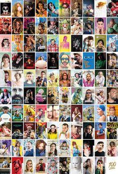 portada revista de cultura. Agost 2020 #100 #100portades