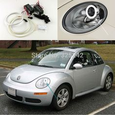 For Volkswagen New Beetle 2006-2007 Excellent Quality Ultrabright headlight illumination CCFL Angel Eyes kit Halo Ring - http://www.aliexpress.com/item/For-Volkswagen-New-Beetle-2006-2007-Excellent-Quality-Ultrabright-headlight-illumination-CCFL-Angel-Eyes-kit-Halo-Ring/32254955786.html