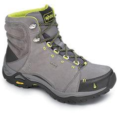 Ahnu Montara Boot Dark Gray - my new hiking boot!