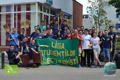 LS ETC pentru un campus mai curat Paper Shopping Bag, Student, Bags, Handbags, Bag, Totes, Hand Bags