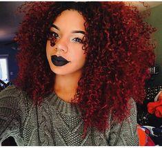 Afro    Natural Hair