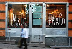 PA & Co – Restaurant in Stockholm - http://splendidwillow.com
