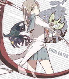 Maka Albarn, Soul Eater