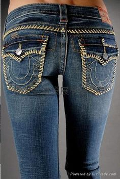True Religion Jeans Women's Joey Natural Super T Dusty Skies Sale ...