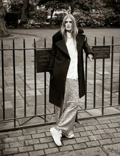 Self Service Fall / Winter 2013 Issue.   Malgosia Bela shot by Andreas Larsson.