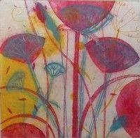 Cool Art, Awesome Art, Printmaking, Diana, Floral, Artist, Pattern, Prints, Handmade