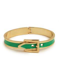 Buckle Bangle Bracelet | BaubleBar