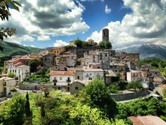 @Dolores Carr Vasquez Abruzzo, Italy where Gianluca lives. :P  hahaha