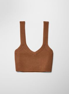 Wilfred MONY KNIT TOP | Aritzia