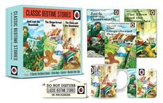 Ladybird Classic Bedtime Stories Gift Pack Volume III: Amazon.co.uk: Ladybird: 5060474050739: Books Ladybird Books, China Mugs, Bedtime Stories, The Elf, Book Design, Packing, Amazon, Classic, Gifts