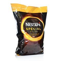 Nescafé Nestlé Special Filtre mit fein gemahlenem Röstkaffee  Hochwertige Quualität zum gleichen Preis