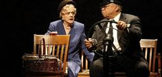 An Australian production of Driving Miss Daisy starring multiple Tony Award winners Angela Lansbury and James Earl Jones was taped for TV and will be broadcast in the U. July 17 by PBS. Jules Verne Books, Driving Miss Daisy, Driving Cap, Tony Award Winners, Earl Jones, Dramatic Arts, Angela Lansbury, Artist Profile, Playwright