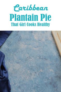 This plantain pie recipe sees generously seasoned lean ground beef pan seared, slow cooked with cho cho, bell peppers and carrots then topped with sweet ripe plantain. Dairy Free Recipes, Pie Recipes, Baked Plantains, Ripe Plantain, Jamaican Recipes, Caribbean Recipes, Healthy Cooking, Food Videos, Ground Beef