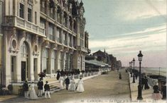 Back in the day - Cabourg, Calvados, France.