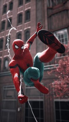 Shared by 𝙊𝙠 𝘽𝙤𝙤𝙢𝙚𝙧 ¯\_(ツ)_/¯. Find images and videos about Marvel, spiderman and tom holland on We Heart It - the app to get lost in what you love. Amazing Spiderman, Image Spiderman, Spiderman Pictures, Marvel Avengers, Marvel Heroes, Marvel Comics, Spiderman Marvel, Spiderman Poster, Ms Marvel