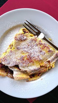 sugar free low carb lupin pancake
