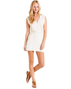 American Vintage 'Philadelphia' Nude Sleeveless Dress