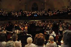 Christmas Eve - Candlelight Service - http://centralchurchcambridge.ca/event/christmas-eve-candlelight-service  View from the Choir Loft Central invites you to attend our Candle-light service December 24 @ 7:00pm. It will be a wonderful evening of celebration and beautiful music as we remember with joy the birth of our savior Jesus Christ. Everyone is welcome. Please join us.