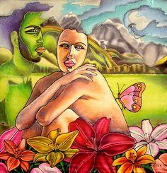 Artwork >> Rebeka Rodosek >> Love In Spring
