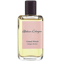 Grand Néroli Cologne Absolue Per Perfume - Atelier Cologne | Sephora.   Notes:Orange Blossom Flower, Herbs, Musk, Vanilla