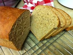 Whole Wheat Bread doesn't have to be heavy ...this recipe slices up and serves beautifully! www.ezdoh.com