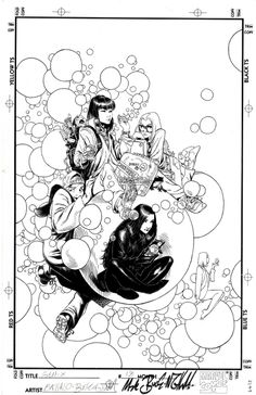 Generation X 18 by Chris Bachalo & Mark Buckingham
