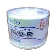 Introducing 200 Princo 16X DVDR 47GB White Inkjet. Great Product and follow us to get more updates!