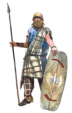 Ligurian warrior by pegasusandco on deviantART