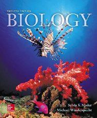 solution manual for biology 12th edition by mader download rh pinterest com Essential Biology Biology Sylvia Mader