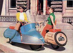 retro futurism: MaicoMobil