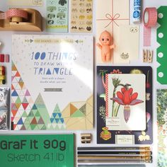 Posting online orders Monday to Friday. Gift Store, Triangle, Stationery, Doodles, Friday, Shapes, Drawings, Creative, Gifts