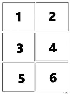 Numbers Preschool, Math Numbers, Learning Numbers, Printable Preschool Worksheets, Preschool Learning Activities, Abc Coloring Pages, Alzheimers Activities, Number Games, Number Puzzles