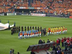 Dutch national team left.