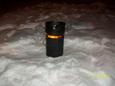 Woodgas wood gas camp stove XLgallon by WoodGasCampStoves on Etsy