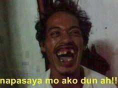 Memes Pinoy, Memes Tagalog, Pinoy Quotes, Memes Funny Faces, Really Funny Memes, Stupid Memes, Haha Funny, Hilarious, Filipino Quotes