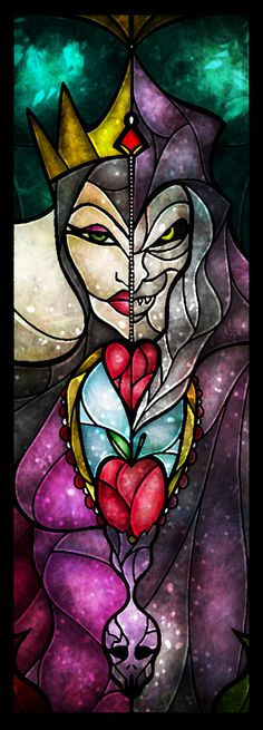 Stained glass for a stained soul!