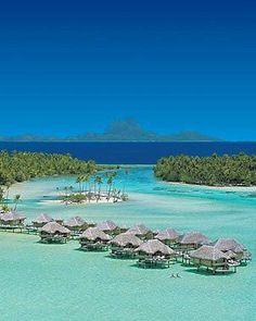 Les 100 plus beaux hôtels du monde : Le Taha'a en Polynésie