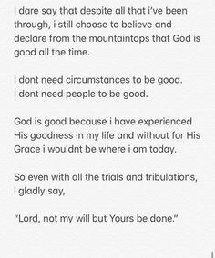 Prayer Quotes, Bible Verses Quotes, Spiritual Quotes, Faith Quotes, True Quotes, Great Quotes, Inspirational Quotes, Faith Prayer, Faith In God