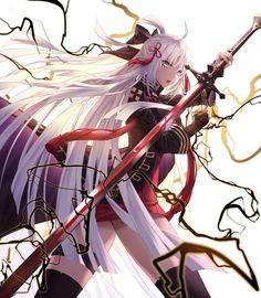 Fate Grand Order Majin Saber Or Okita Alter 200 Ideas In 2020 Fate Fate Stay Night Anime